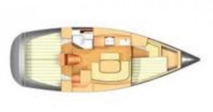 Noleggio Barca a vela a Arzon – Dufour Dufour 365 Grand Large