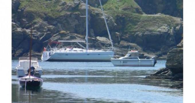 Noleggio Barca a vela Oceanis con patente nautica
