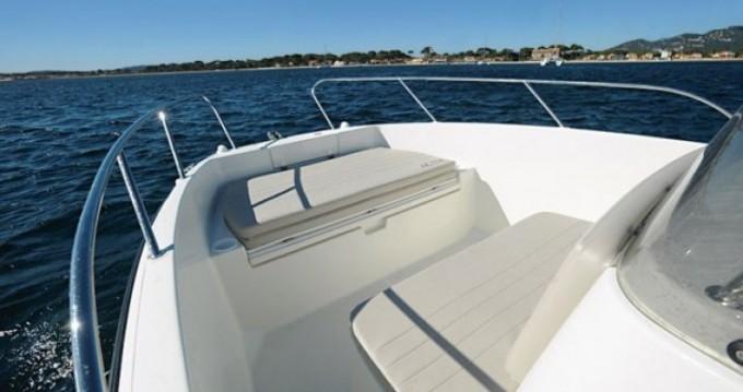 Noleggio Barca a motore con o senza skipper Quicksilver a Marseille