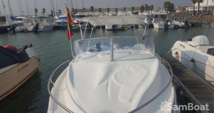 Noleggio Barca a motore con o senza skipper Lema a Isla Cristina