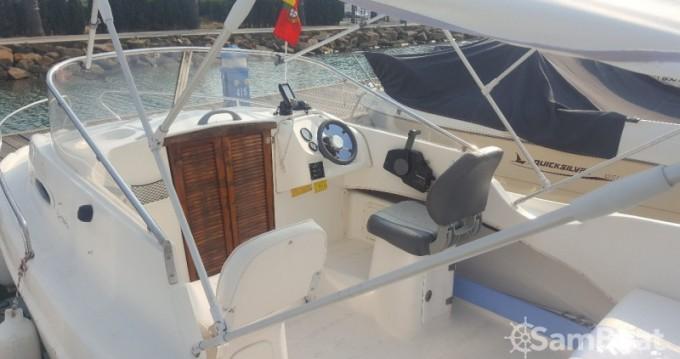 Noleggio Barca a motore Lema con patente nautica