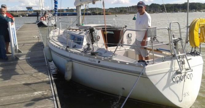 Noleggio Barca a vela a Arzal – Jeanneau Aquila