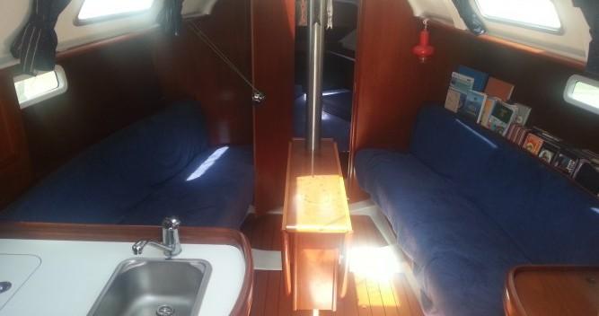 Noleggio barche Ibiza Town economico Oceanis 311 Clipper