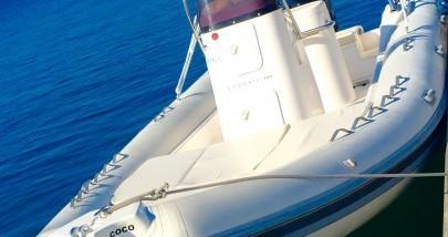 Nuova Jolly 760 prestige tra privati e professionisti a Bormes-les-Mimosas