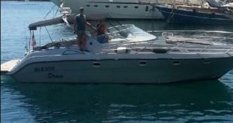 Noleggio Barca a motore Windy con patente nautica