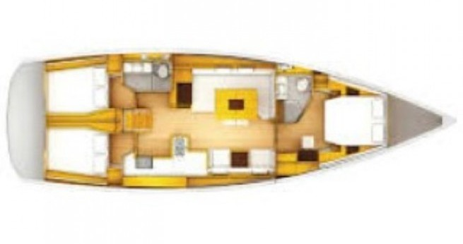 Noleggio yacht a Rio de Janeiro – Jeanneau 509 su SamBoat