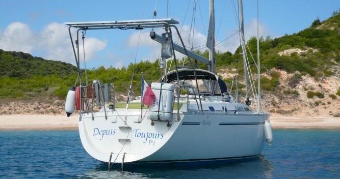 Noleggio Barca a vela con o senza skipper Moody a Gruissan