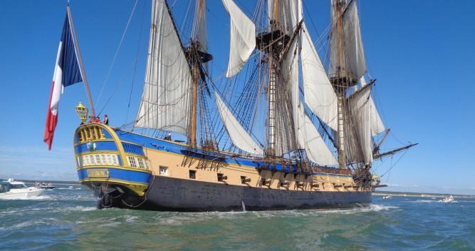 Noleggio barche La Palmyre economico Hors bord 2 moteurs de 115ch Honda