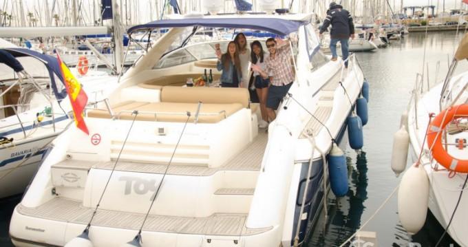 Noleggio yacht a Barcellona – Sunseeker Camargue su SamBoat