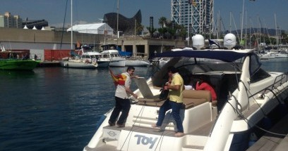 Noleggio barche Sunseeker Camargue a Barcellona su Samboat