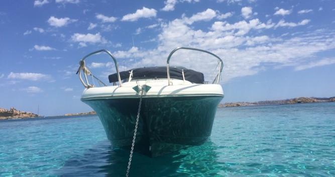 Noleggio barche Saint-Raphaël economico Cap Camarat 755 WA
