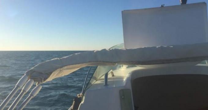 Noleggio barche Narbonne economico Quicksilver 435 Open