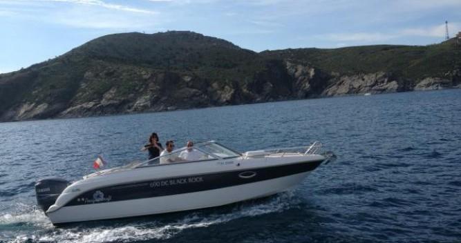 Noleggio Barca a motore a Argelès-sur-Mer – Pacific Craft Pacific Craft 690 DC
