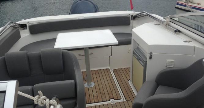 Noleggio Barca a motore con o senza skipper Pacific Craft a Argelès-sur-Mer