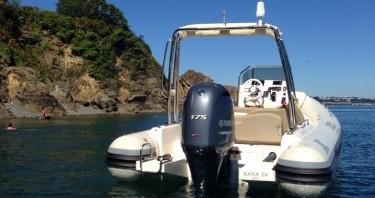 Noleggio barche Brest economico Clubman 22