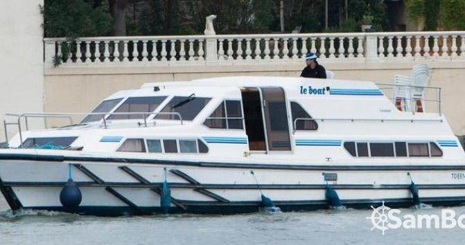 Noleggio barche Crusader 12.8 a Canal du Midi su Samboat