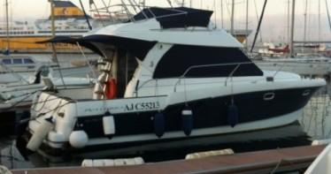 Noleggio Barca a motore a Ajaccio – Bénéteau Antares 980