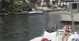 Noleggio barche Marsea Marsea CM 100 a Carnac su Samboat