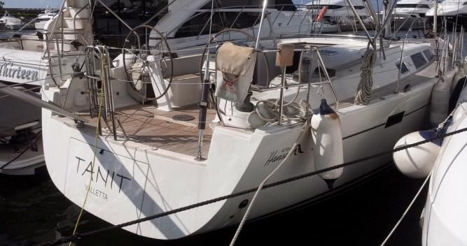 Noleggiare una Hanse Hanse 470 E a Nicosia