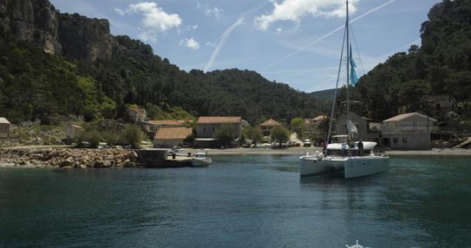Noleggio yacht a Dalmata – Lagoon Lagoon 39 su SamBoat