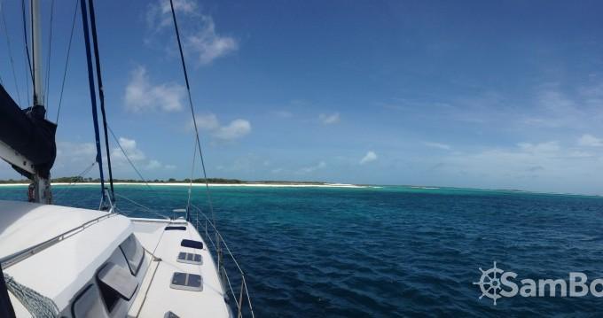 Noleggio barche Papeete economico Marquises 56
