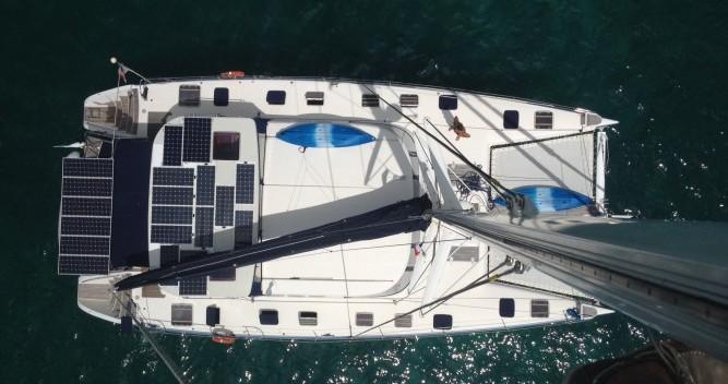 Noleggio barche Fountaine Pajot Marquises 56 a Papeete su Samboat