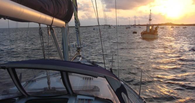 Noleggio barche Arradon economico Oceanis 343 DL