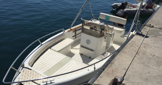 Noleggio yacht a L'Estaque – Sessa Marine Key Largo su SamBoat