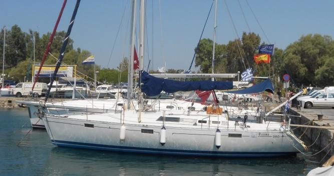 Noleggio barche Bénéteau Oceanis 390 a Atene su Samboat