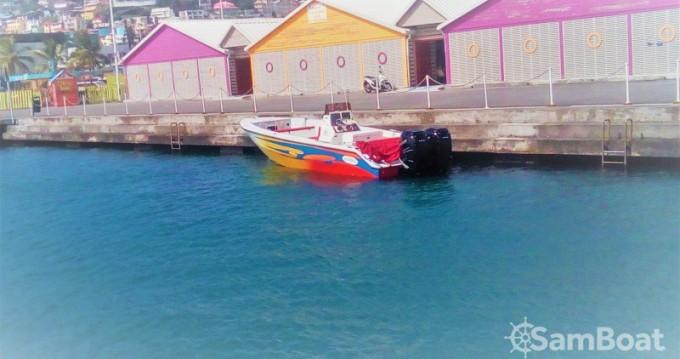 Noleggio barche Fort-de-France economico Maran 30