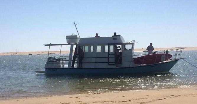 Nomad 43 tra privati e professionisti a Lège-Cap-Ferret