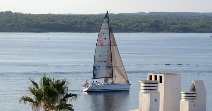 Noleggio Barca a vela con o senza skipper Bénéteau a Palamós
