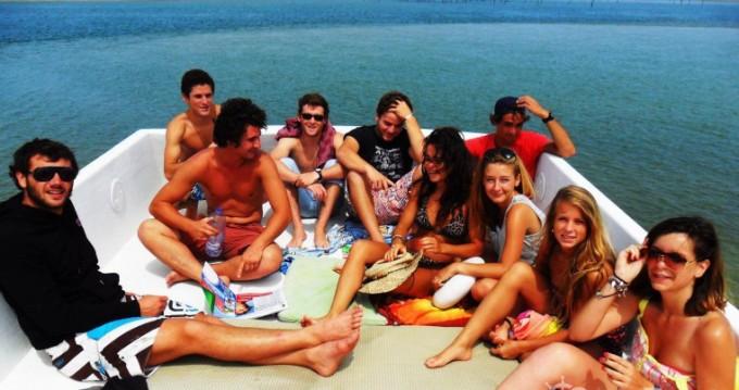 Noleggio barche Nomad 43 a Lège-Cap-Ferret su Samboat