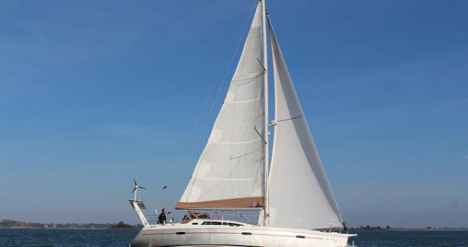 Noleggio Barca a vela a Arradon – Allures 40