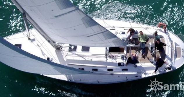 Noleggio barche Granville economico Dufour 45 Classic