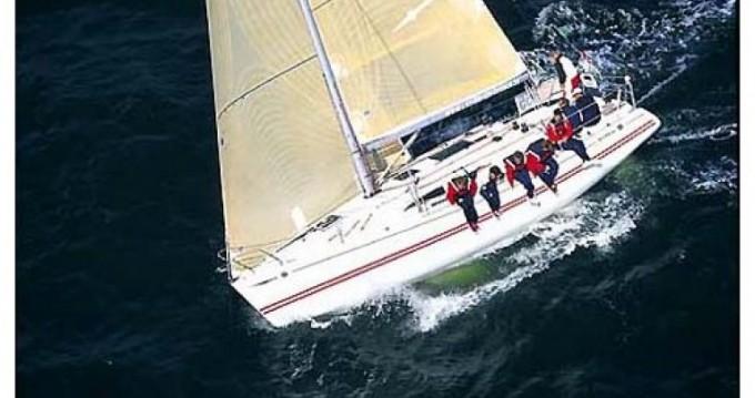 Noleggio barche Granville economico Sun Fast 37