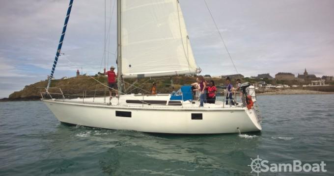 Noleggio Barca a vela con o senza skipper Gibert Marine a Granville