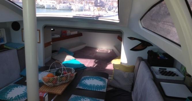 Noleggio yacht a Atene – Fora Marine RM 10.60 biquille su SamBoat