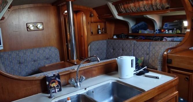 Barca a vela a noleggio a Hendaye al miglior prezzo