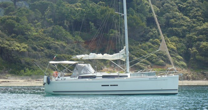 Noleggio barche Saint-Cyprien economico Dufour 375 Grand Large