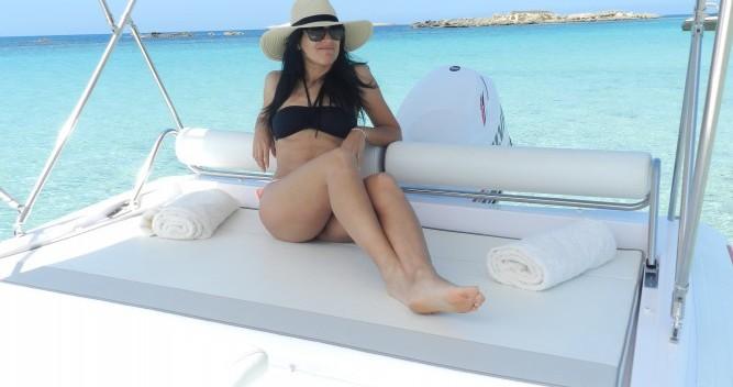 Noleggio barche Ibiza Town economico DS Evolution