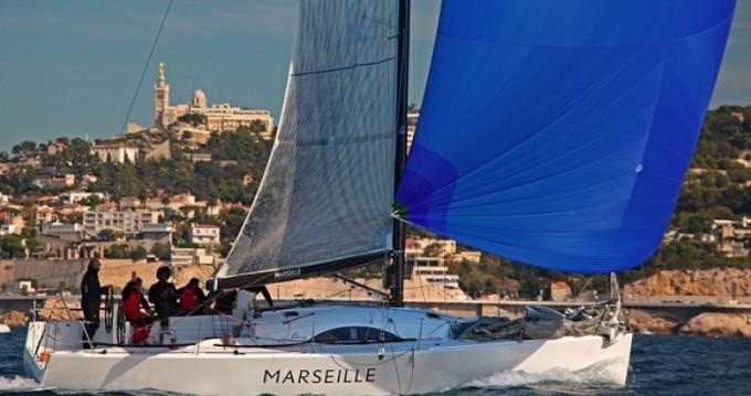 Noleggio barche Archambault Archambault A40 RC a Marseille su Samboat