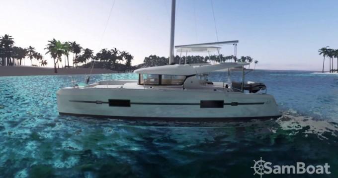 Noleggio barche Lagoon Lagoon 42 a Atene su Samboat