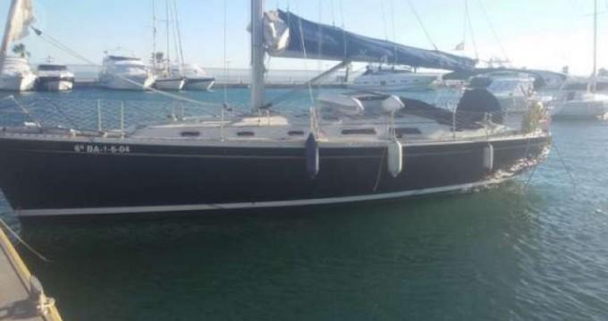 Noleggio barche Hanse Hanse 411 a Santa Eulària des Riu su Samboat