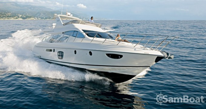 Noleggio yacht a Cannes – Azimut 19 su SamBoat