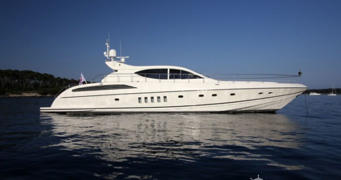 Noleggio Yacht a Saint-Tropez – Arno Leopard Leopard 24