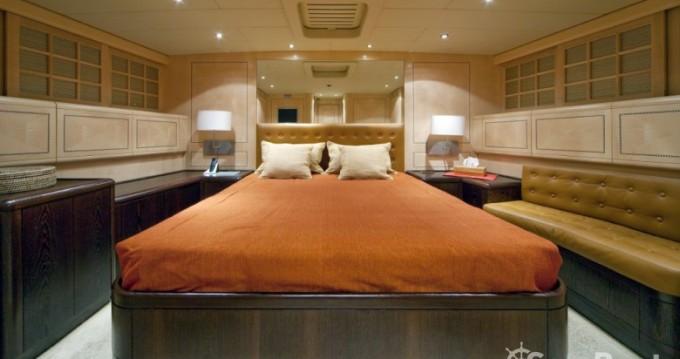 Noleggio Yacht con o senza skipper Mangusta a Saint-Tropez