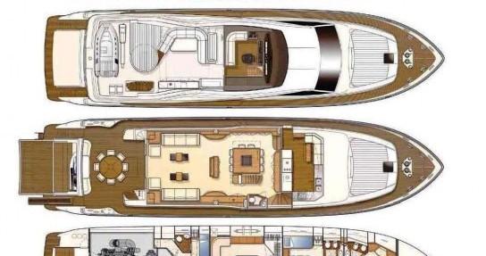 Noleggio Yacht a Saint-Tropez – Ferretti 27