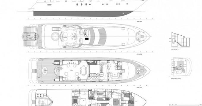Noleggio barche Saint-Tropez economico 30.4