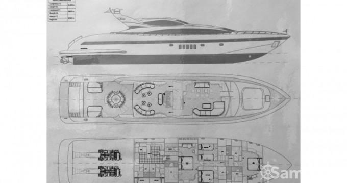 Noleggio barche Saint-Tropez economico 31.4